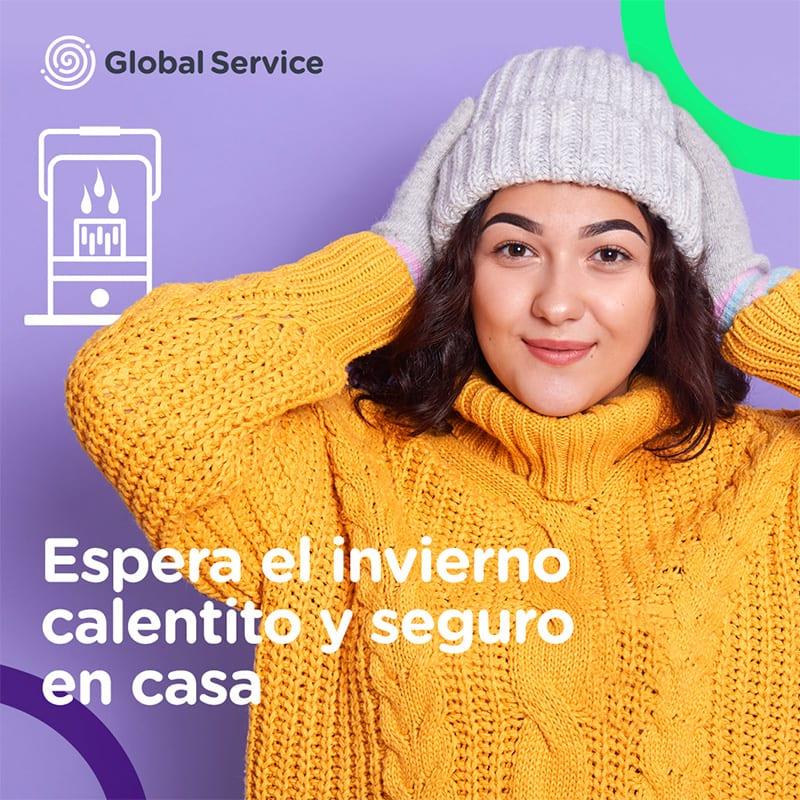Global Services Social Media