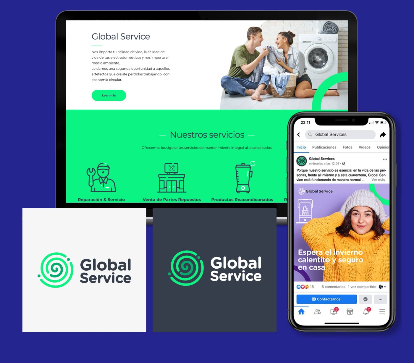 Proyecto Global Services