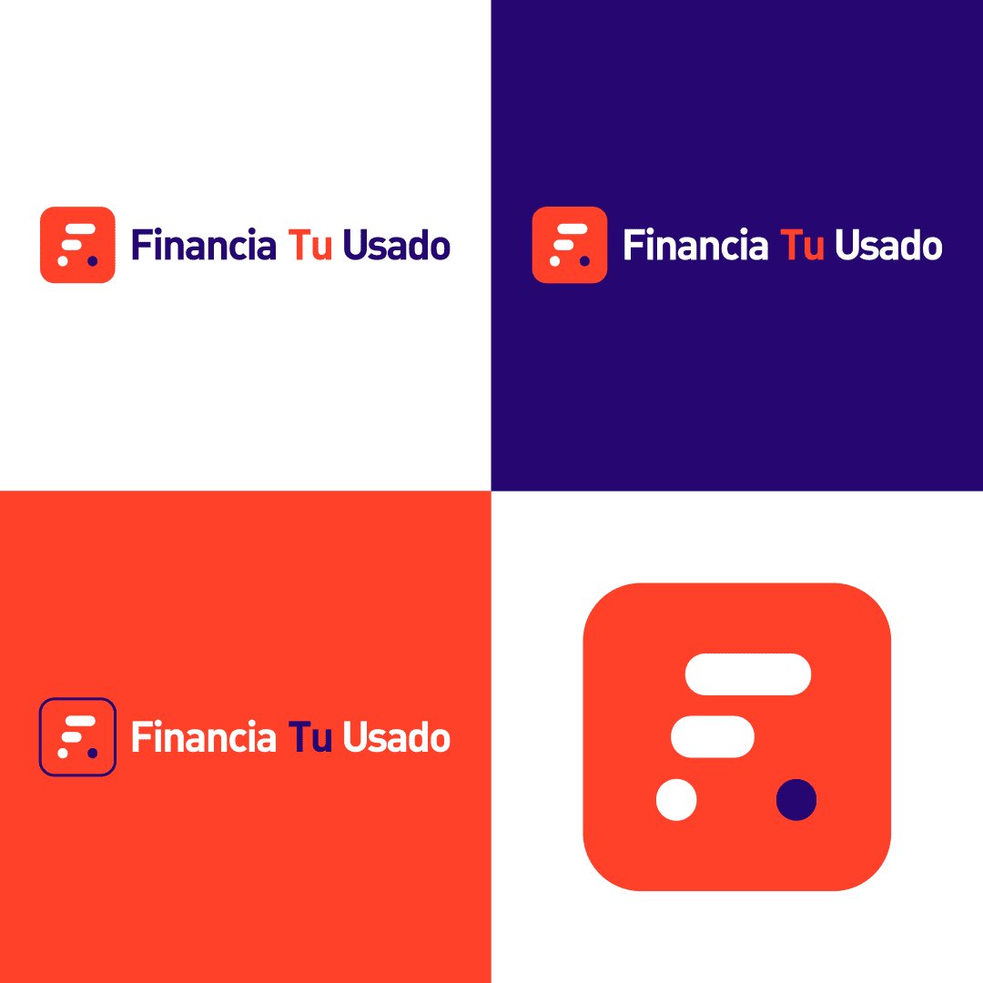 Branding Financia tu usado