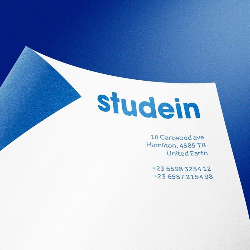 Brand Studein