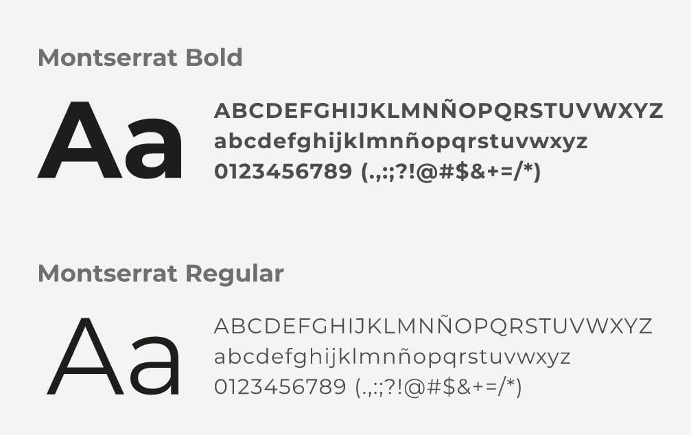 Tipografía Clínica NACE